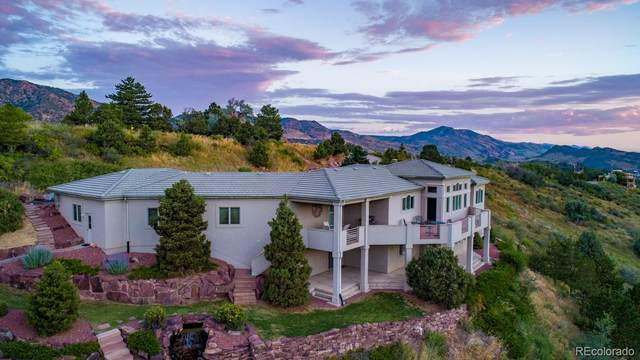 6010 Crestbrook Drive, Morrison, CO 80465 (#6310485) :: Kimberly Austin Properties