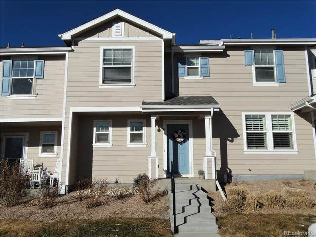 19209 E 58th Avenue B, Denver, CO 80249 (#6310916) :: The HomeSmiths Team - Keller Williams