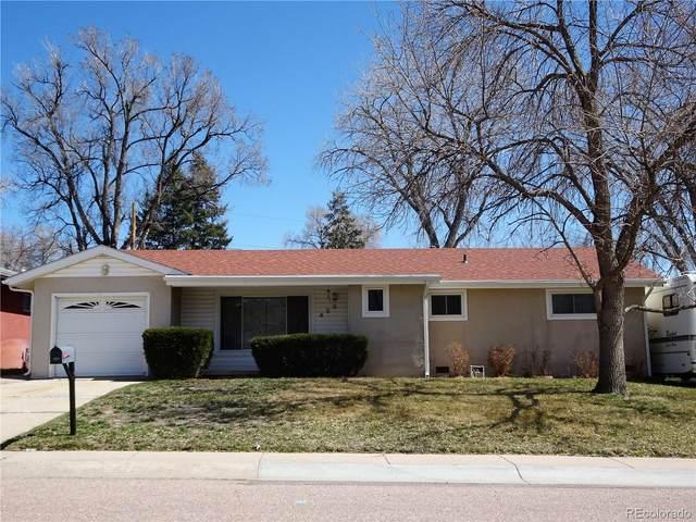 429 Ponderosa Drive, Colorado Springs, CO 80911 (MLS #6311522) :: 8z Real Estate