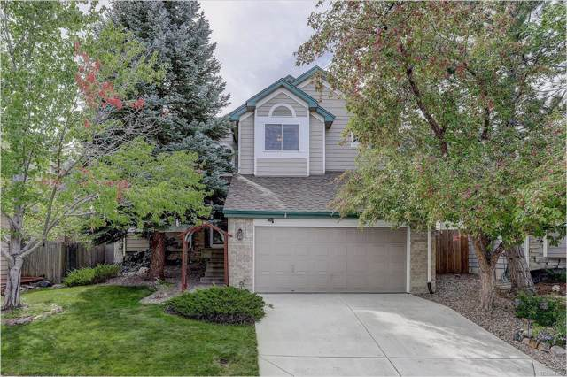 8016 W 78th Circle, Arvada, CO 80005 (#6311885) :: The DeGrood Team