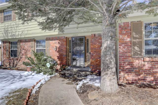 3660 S Narcissus Way, Denver, CO 80237 (#6312001) :: The Healey Group