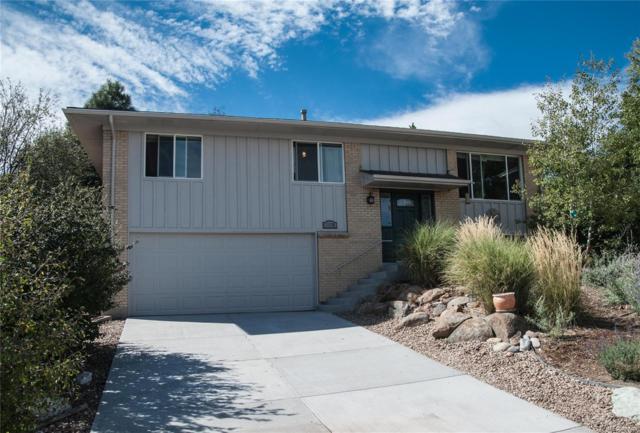 13176 W Green Mountain Drive, Lakewood, CO 80228 (#6312146) :: House Hunters Colorado