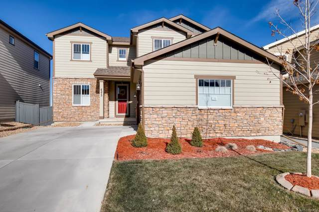 4375 Mcmurdo Court, Castle Rock, CO 80108 (MLS #6312271) :: Kittle Real Estate