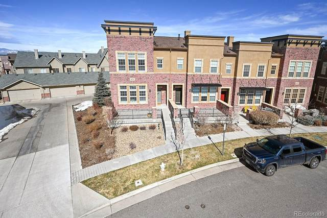 875 Brookhurst Avenue A, Highlands Ranch, CO 80129 (#6312399) :: The Dixon Group