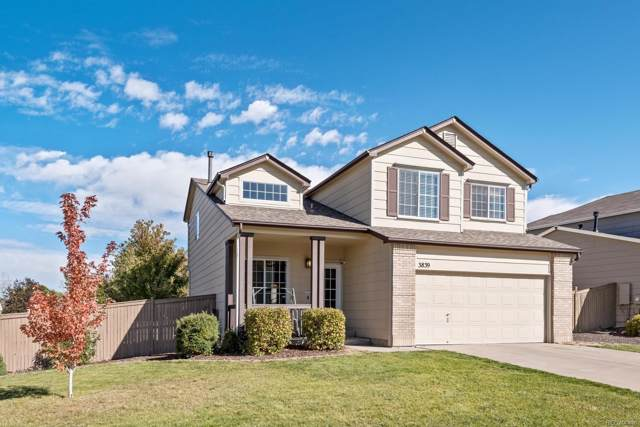 3839 Licorice Trail, Castle Rock, CO 80109 (#6312491) :: The HomeSmiths Team - Keller Williams