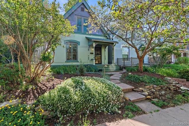 1425 Milwaukee Street, Denver, CO 80206 (#6312800) :: Wisdom Real Estate