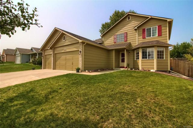 1415 Cedarwood Drive, Longmont, CO 80504 (#6313391) :: The Peak Properties Group