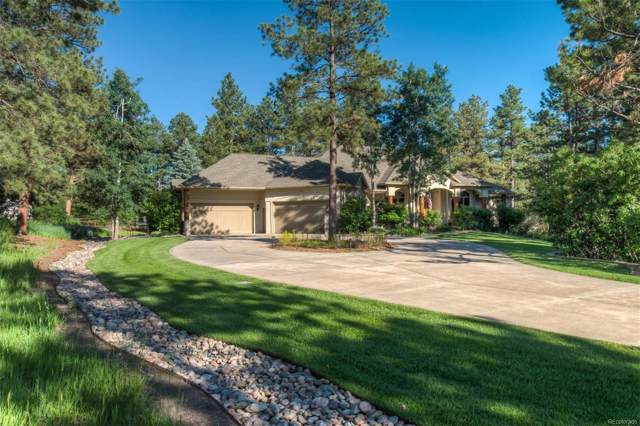 7943 Kelty Trail, Franktown, CO 80116 (#6313538) :: Wisdom Real Estate