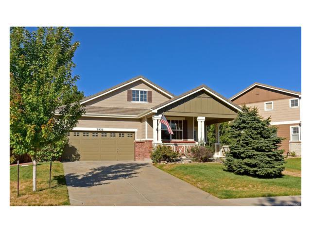 3932 Miners Candle Drive, Castle Rock, CO 80109 (MLS #6313832) :: 8z Real Estate