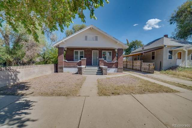 1722 E Evans Street, Pueblo, CO 81004 (#6314464) :: Own-Sweethome Team