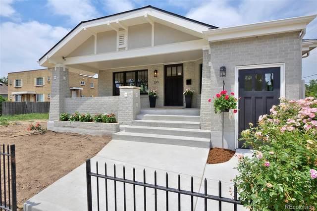 295 Bannock Street, Denver, CO 80223 (#6314664) :: Finch & Gable Real Estate Co.