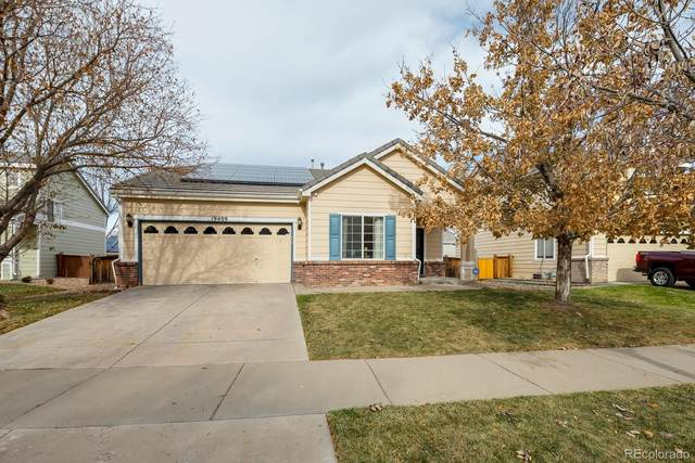 19409 E 58th Drive, Aurora, CO 80019 (MLS #6314689) :: The Sam Biller Home Team