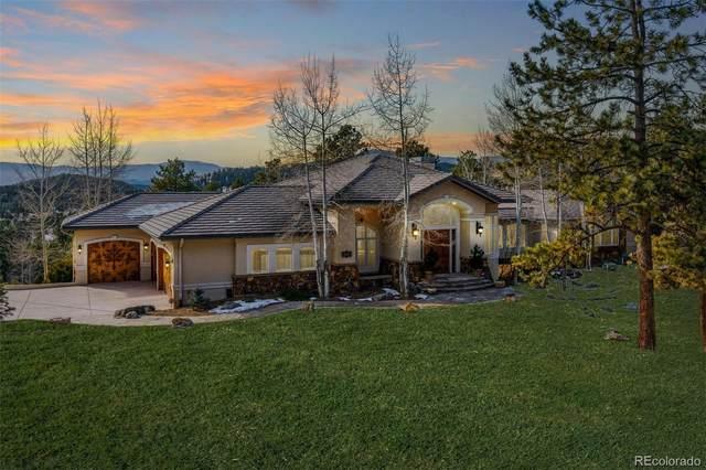 27250 Craig Lane, Golden, CO 80401 (#6314828) :: Portenga Properties
