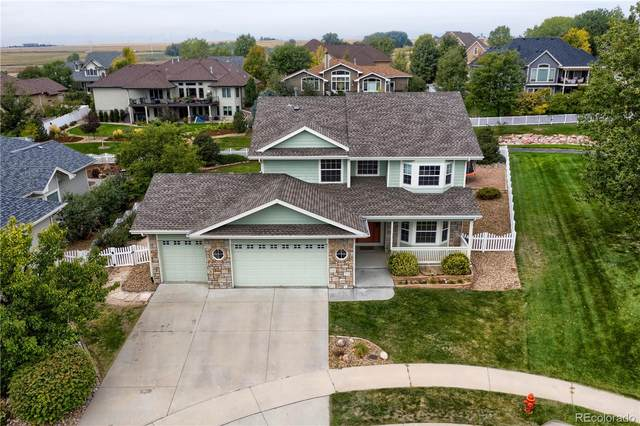 3007 69th Avenue Place, Greeley, CO 80634 (MLS #6315248) :: Kittle Real Estate