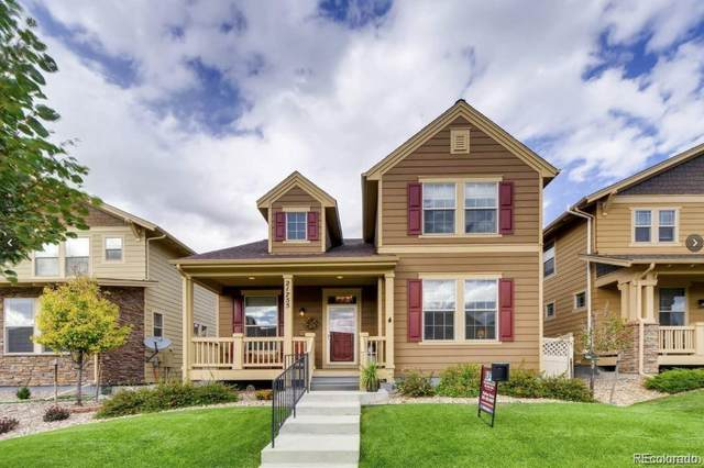 21755 E Tallkid Avenue, Parker, CO 80138 (#6315289) :: The Dixon Group