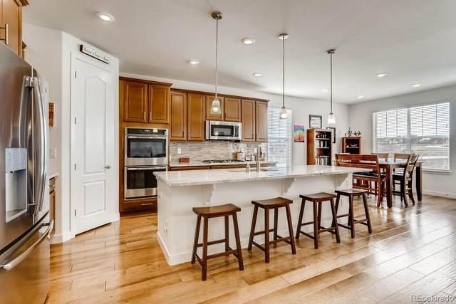16146 Azalea Avenue, Parker, CO 80134 (#6315473) :: The Griffith Home Team