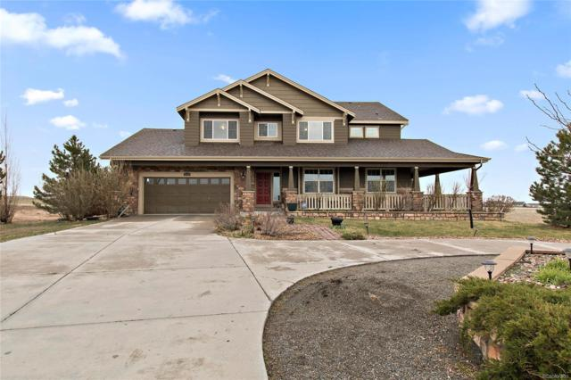 3328 Paintbrush Lane, Parker, CO 80138 (#6315968) :: 5281 Exclusive Homes Realty