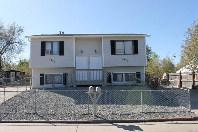 6170 E 64th Place, Commerce City, CO 80022 (MLS #6316495) :: 8z Real Estate