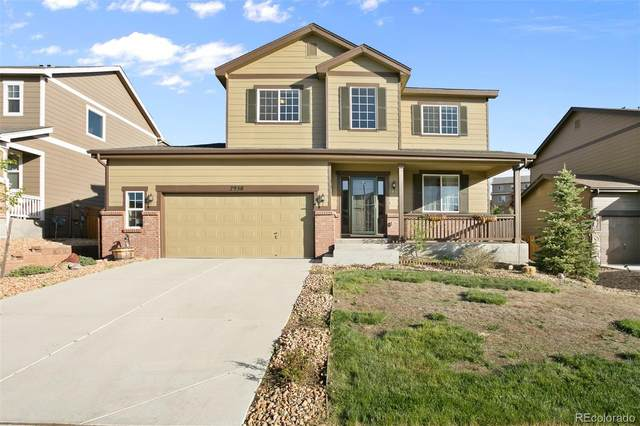 7938 Grady Circle, Castle Rock, CO 80108 (#6316934) :: Berkshire Hathaway HomeServices Innovative Real Estate