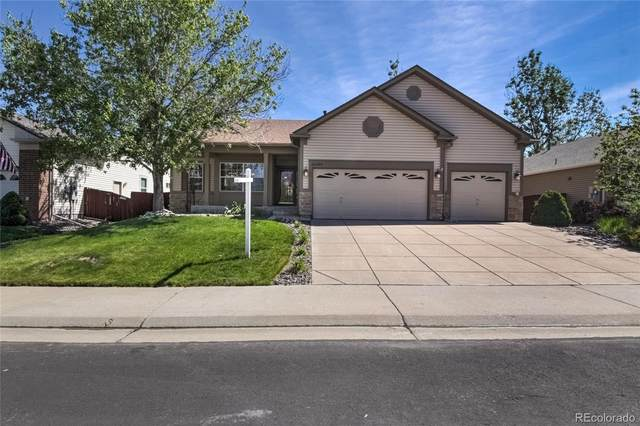 20999 Woodside Lane, Parker, CO 80138 (#6317320) :: The HomeSmiths Team - Keller Williams