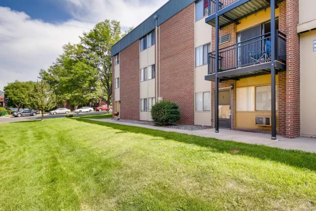 5995 W Hampden Avenue J16, Denver, CO 80227 (#6317423) :: HomeSmart Realty Group