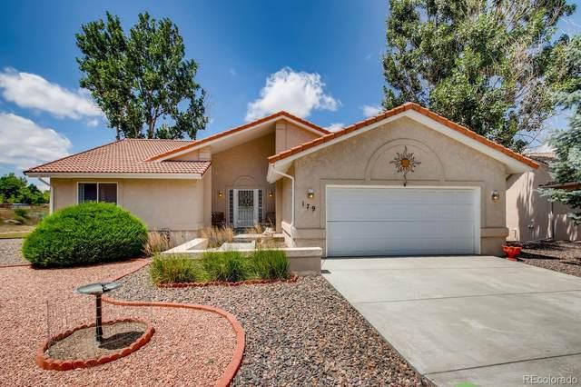 179 Las Lunas Street, Castle Rock, CO 80104 (#6317838) :: The Harling Team @ Homesmart Realty Group