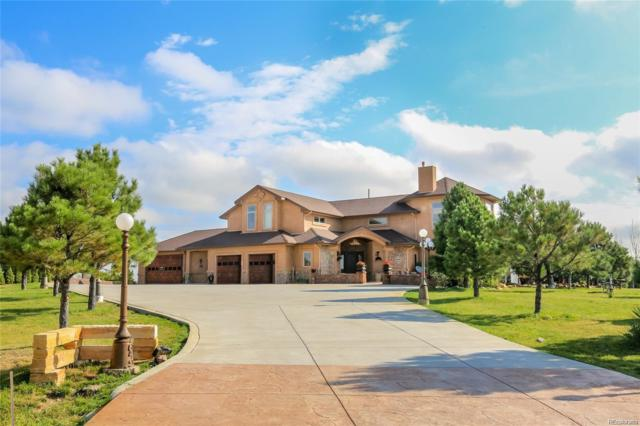 2649 Castle Crest Drive, Castle Rock, CO 80104 (#6318180) :: Bicker Realty