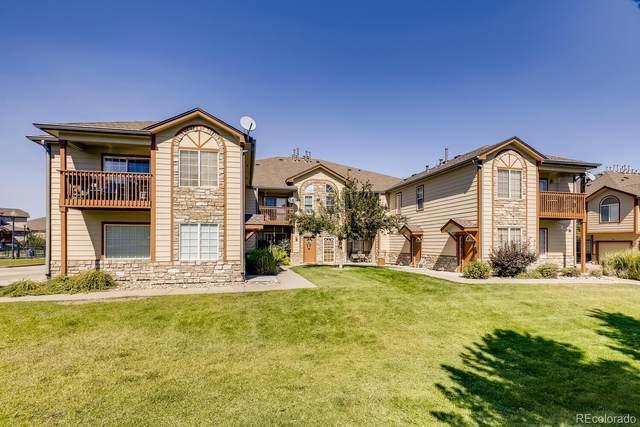 3242 E 103rd Drive #602, Thornton, CO 80229 (#6318348) :: Real Estate Professionals