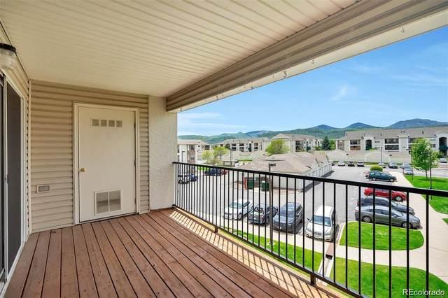 12233 W Cross Drive #303, Littleton, CO 80127 (MLS #6318848) :: 8z Real Estate