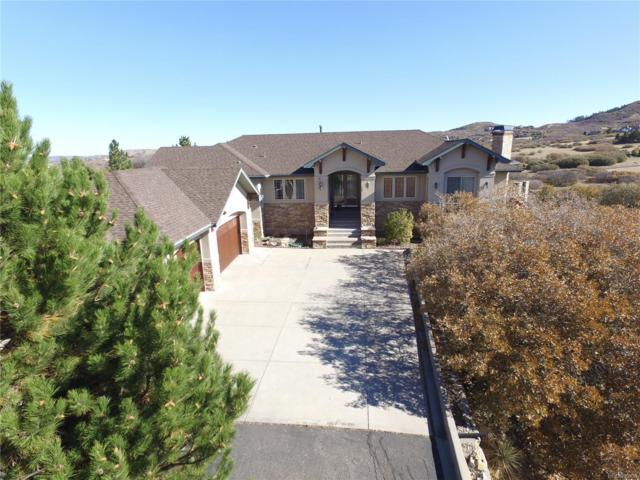 4078 Enchantra Circle, Castle Rock, CO 80104 (MLS #6319240) :: Kittle Real Estate