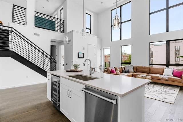 1735 Central Street #505, Denver, CO 80211 (MLS #6319389) :: 8z Real Estate
