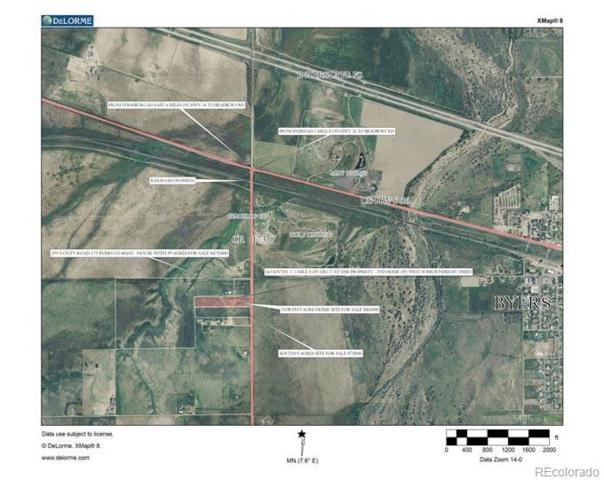 330 S County Road 173, Byers, CO 80103 (#6320609) :: Structure CO Group