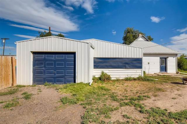 451 5th Avenue, Hudson, CO 80642 (#6320743) :: The DeGrood Team
