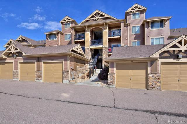 10061 W Victoria Place #304, Littleton, CO 80127 (#6321091) :: Briggs American Properties