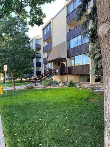 6980 E Girard Avenue #105, Denver, CO 80224 (MLS #6321293) :: 8z Real Estate
