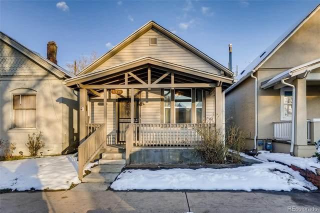 4436 Josephine Street, Denver, CO 80216 (MLS #6321525) :: Neuhaus Real Estate, Inc.