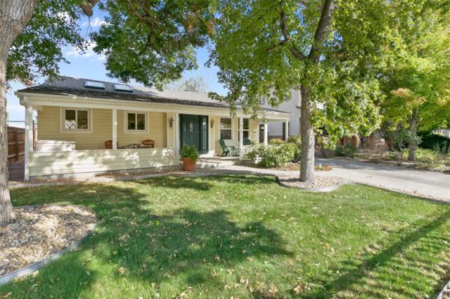 1610 S Monroe Street, Denver, CO 80210 (MLS #6321733) :: 8z Real Estate