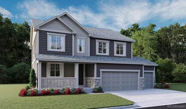 5646 Saddle Skirt Street, Parker, CO 80134 (#6321824) :: Finch & Gable Real Estate Co.