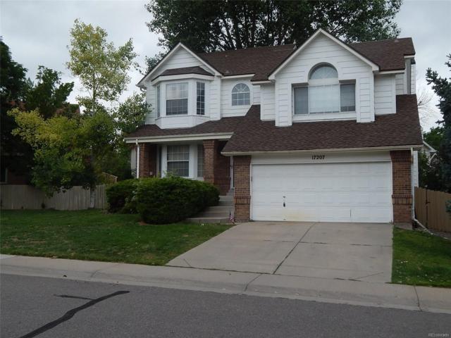 17207 Niwot Place, Parker, CO 80134 (MLS #6322079) :: 8z Real Estate
