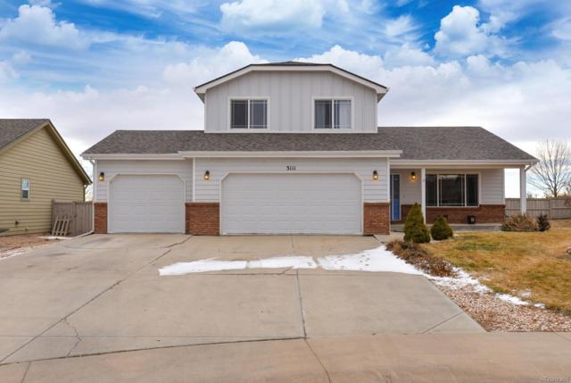 3111 Thundering Herd Way, Wellington, CO 80549 (MLS #6322115) :: Kittle Real Estate