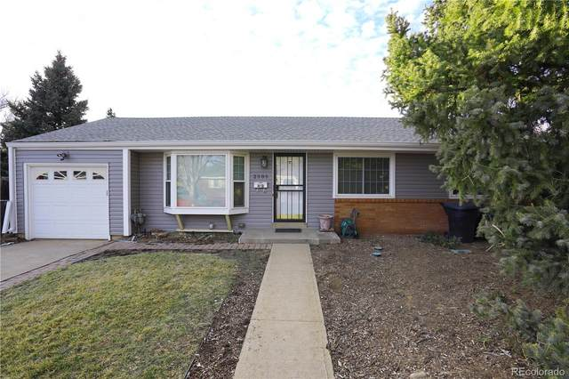 2505 S Cherry Street, Denver, CO 80222 (#6322373) :: The HomeSmiths Team - Keller Williams