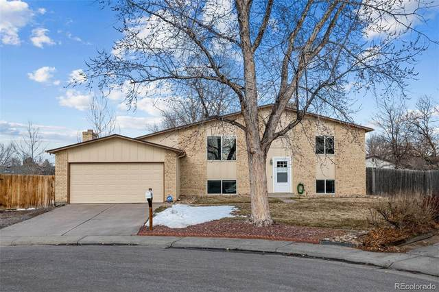 3170 S Mobile Way, Aurora, CO 80013 (#6322636) :: The Griffith Home Team