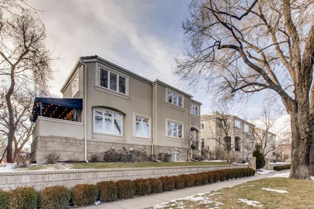 335 Josephine Street A, Denver, CO 80206 (#6322647) :: The Peak Properties Group