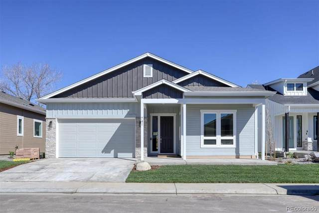 741 Kohlor Drive, Lafayette, CO 80026 (#6323119) :: Berkshire Hathaway HomeServices Innovative Real Estate