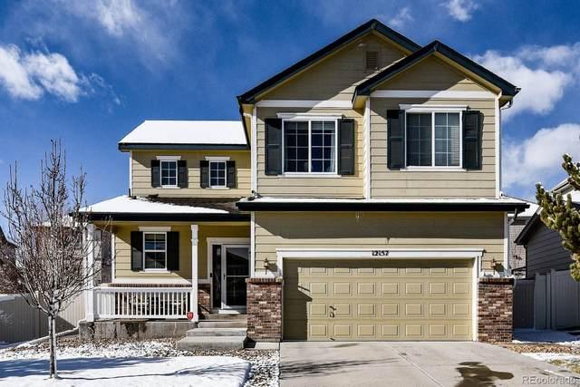 12157 Tack Drive, Parker, CO 80134 (MLS #6323170) :: 8z Real Estate