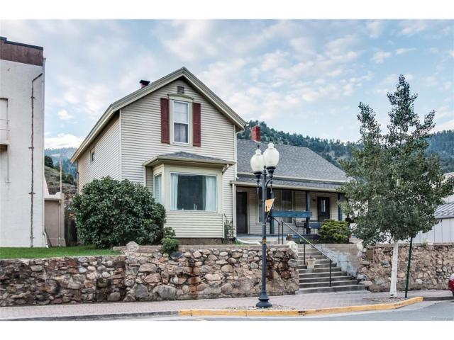1714 Miner Street, Idaho Springs, CO 80452 (MLS #6323202) :: 8z Real Estate