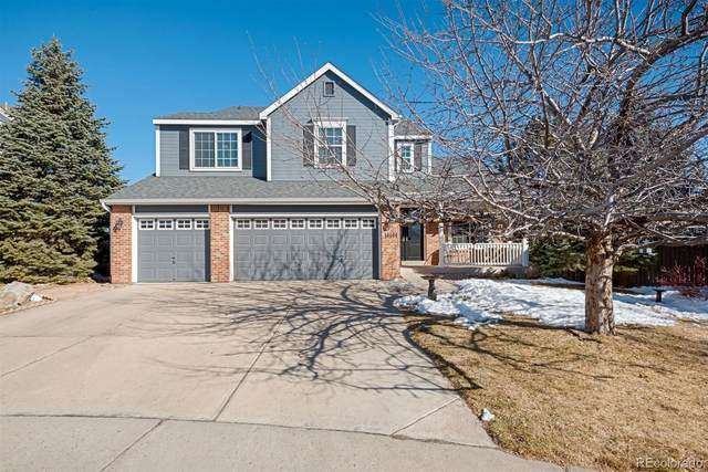 10104 Spring Water Court, Highlands Ranch, CO 80129 (#6323486) :: iHomes Colorado