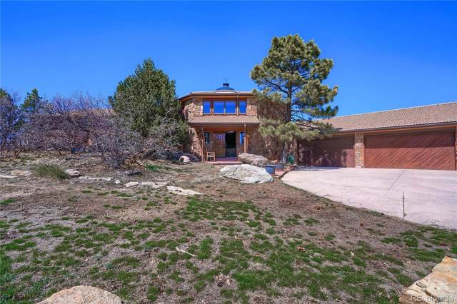 5291 and 5311 N Mesa Drive, Castle Rock, CO 80108 (MLS #6323715) :: The Sam Biller Home Team