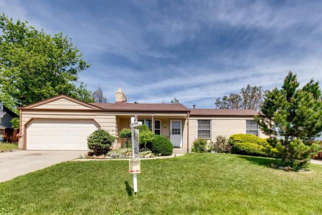 6825 W 76th Place, Arvada, CO 80003 (#6323989) :: Sellstate Realty Pros