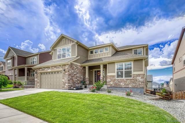 20811 Game Trail, Parker, CO 80138 (#6324050) :: Wisdom Real Estate